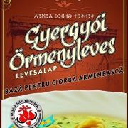 Gyergyói örmény levesalap