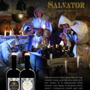 Csíksomlyói Salvator keserűlikőr Csíksomlyói Salvator gyógynövénylikőr