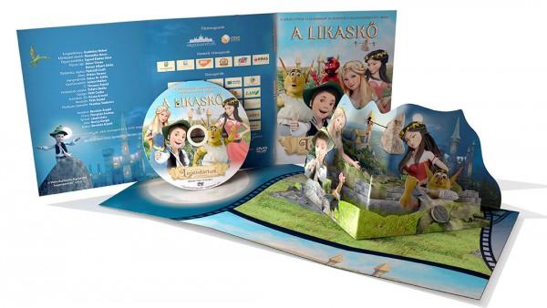 Likaskő DVD