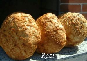 pityókás kenyér