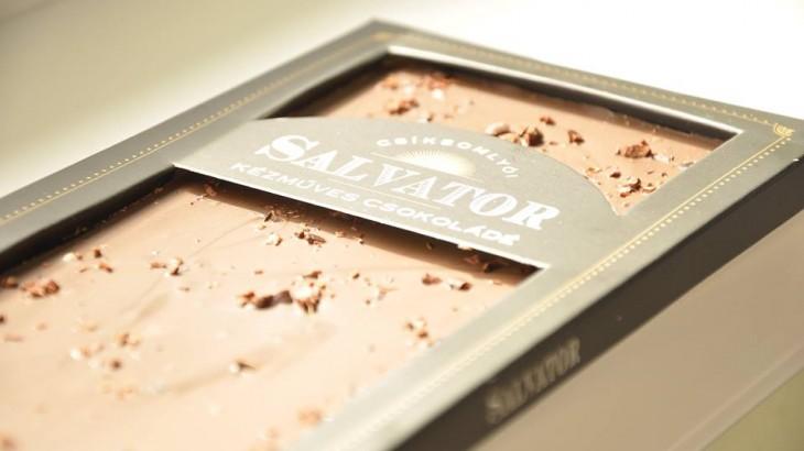 Csíksomlyói Salvator kézműves csokoládé