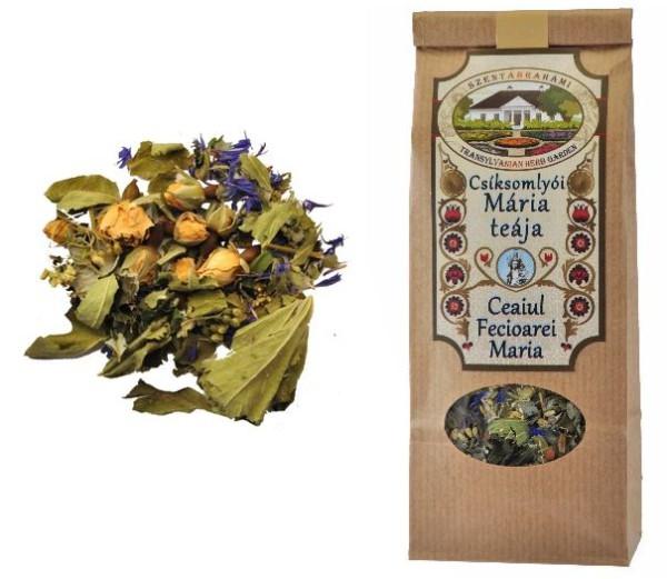 Csíksomlyói Mária teaája